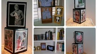 DIY Home Decoration / Recycle Old or Unused Boxes Into Home Decoration