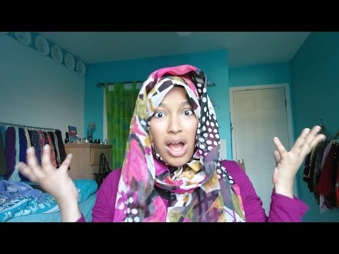 How Girls Get Dressed (Hijabi Edition)