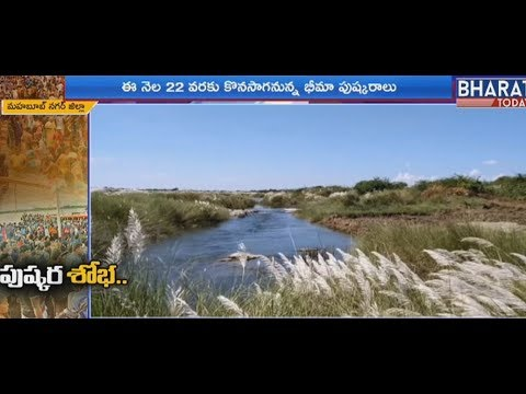 Bhima Pushkaralu 2018  Start Today At Mahabubnagar | Latest News | Bharat Today