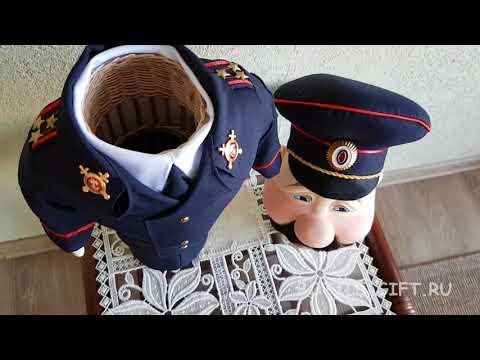 Подарок офицеру полиции 26