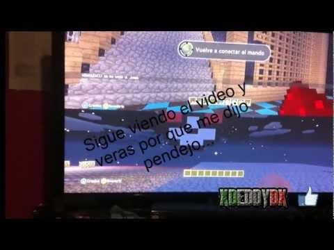 Como jugar minecraft pantalla dividida multijugador!!