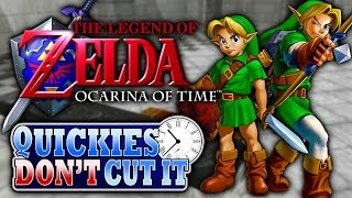 The Legend of Zelda: Ocarina of Time Review - Quickies Don't Cut It
