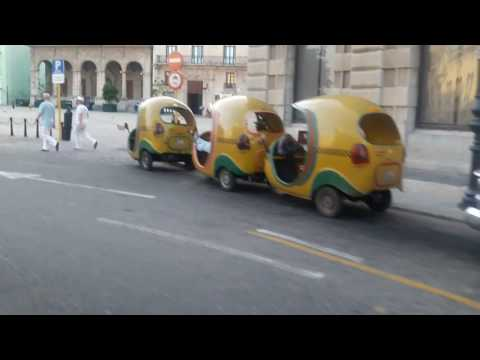 Train in Malecon 23 Havana on 23 June 2016 by Abu Shayan Part 4