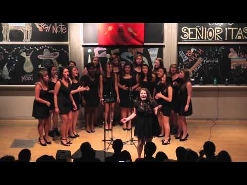 Shake It Out (florence And The Machine) - Jhu Sirens - Final Concert 2013 video