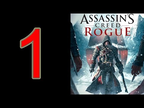 Assassin's Creed Rogue Walkthrough part 1 Gameplay lets play playthrough PS3 XBOX – No Commentary