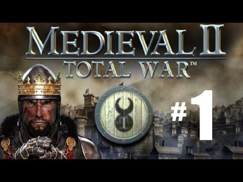 Medieval 2 Total War - Mongol Campaign Part 1: Thirsty for Blood!