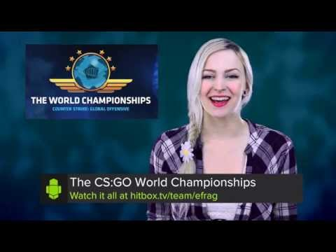 Hitbox News Update #31 - World Championships, Meet-Up & New Revenues Page | with Oxy