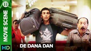 Akshay plans his million dollar plan - De Dana Dan