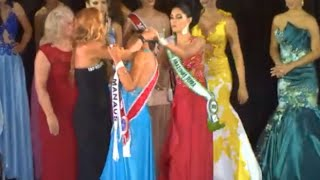 Brazil Beauty Pageant Dust Up