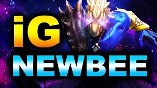NEWBEE vs iG - GRAND FINAL - Asian Masters League 2019 DOTA 2
