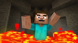 If You Could Swim In Lava - Minecraft