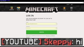 So I HACKED Skeppy's Minecraft Account...
