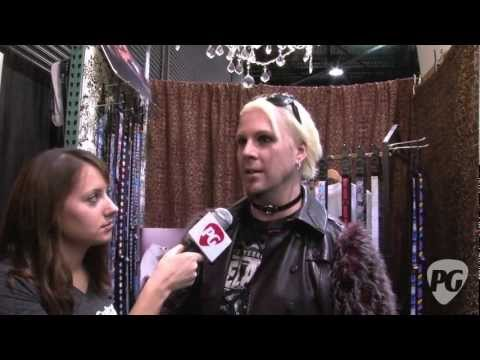 NAMM '12 - Red Monkey Straps John 5 Interview