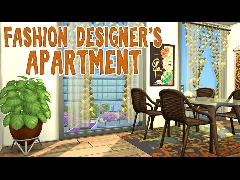 Fashion Designer's Apartment
