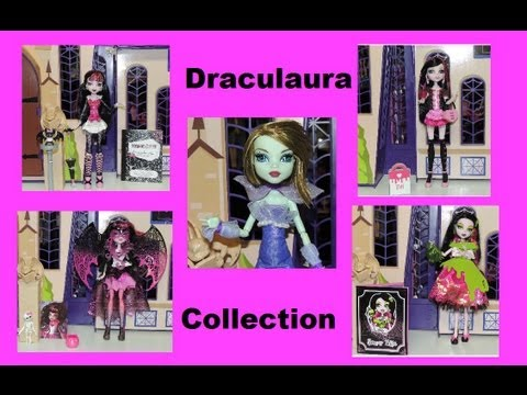 Collection Dolls Monster High Monster High Draculaura Doll