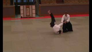 Aikido  Sweden - Jan Nevelius Sensei