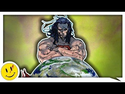 Х'эл: Уничтожение ГАЛАКТИКИ 👤 (Часть 4)  (DC comics. New-52)