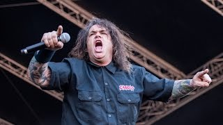 EXODUS - Footage 2 - FortaRock 2015 Holland