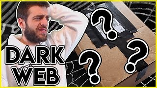 Dark Web Mystery Box - WHAT ON EARTH?!?