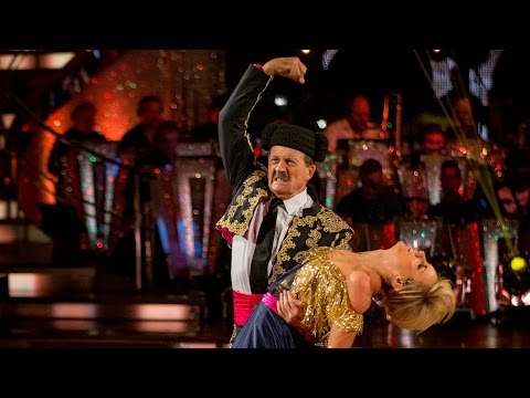 Strictly Come Dancing Jake Wood week four