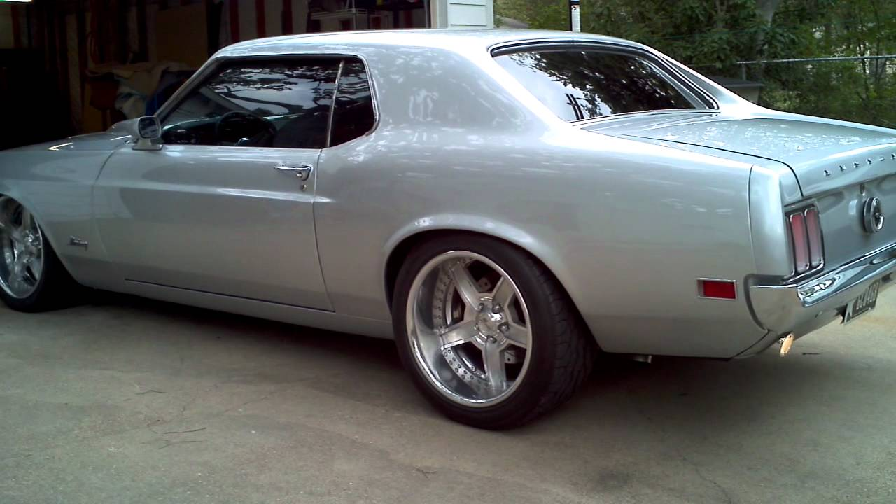 1970 Mustang Coupe Youtube