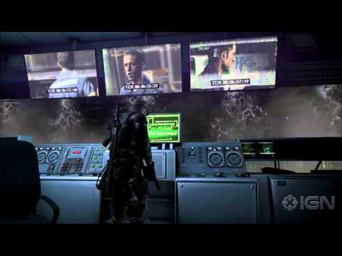 Splinter Cell: Blacklist Gameplay Demo - IGN Live - E3 2013