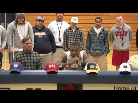 12.29.11: KeiVarae Russell's Commitment Announcement - Mariner High School