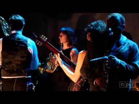 David Byrne - St. Vincent - Strange Overtones