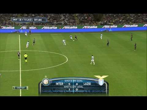 Stagione 2013/2014 - Inter vs. Lazio (4:1)