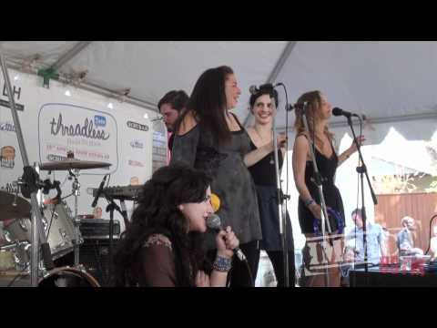 "Alex Winston - ""Locomotive"" live at SXSW"