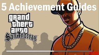 5 Achievements in GTA: San Andreas (Achievement Guides)