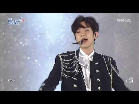 170614 EXO - Intro + Monster @ 2017 Dream Concert