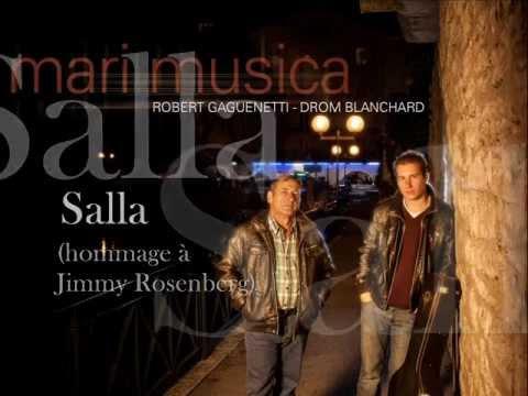 Mari Musica - Salla (hommageà Jimmy Rosenberg)