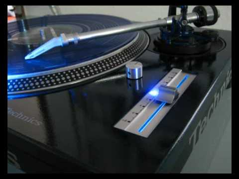 Custom Technics SL-1200 MKII