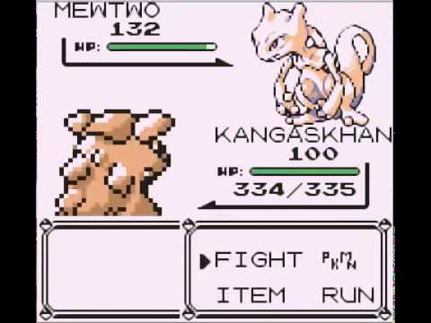how to catch a kangaskhan in fire red