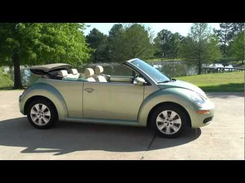 2008 VOLKSWAGEN NEW BEETLE FOR SALE SEE WWW.SUNSETMILAN.COM.MPG - YouTube