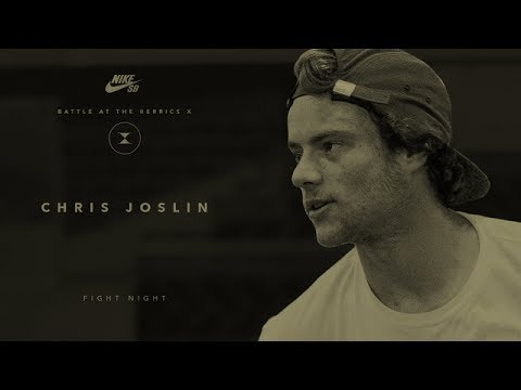 BATB X | Chris Joslin: Fight Night