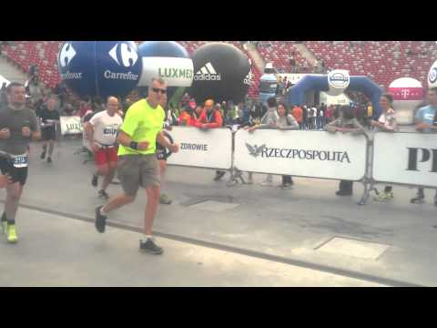 36. PZU Maraton Warszawski Okiem Pacemakera