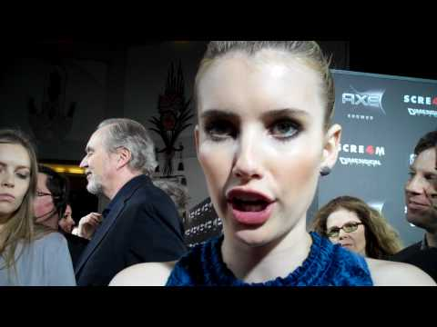 Emma Roberts at the