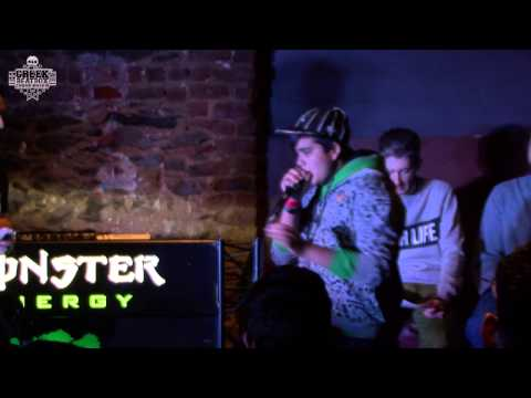 ODY DOM (GR) | Eliminations | Greek Beatbox Championship 2014