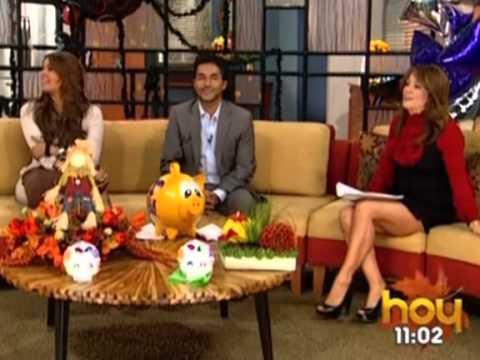 Shanik Berman y Galilea Montijo  se pelean en el programa HOY