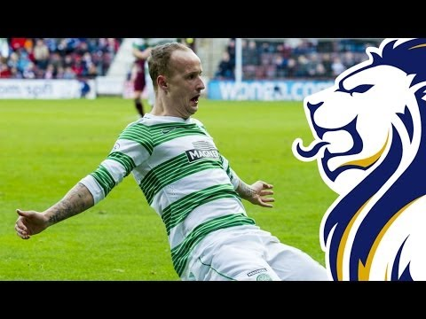 Griffiths scores as Celts beat Jambos at Tynecastle