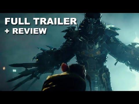 Teenage Mutant Ninja Turtles 2014 Official Trailer 2 + Trailer Review : HD PLUS