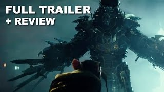 Teenage Mutant Ninja Turtles 2014 Official Trailer 2 + Trailer Review : HD PLUS