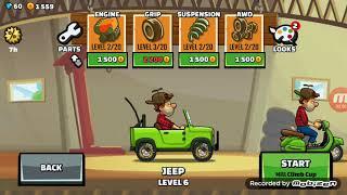 Hill Climb 2 - Trò chơi - Game offline - game dành cho bé.