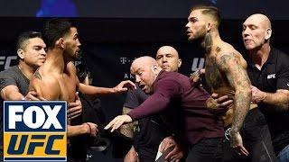 Dominick Cruz vs. Cody Garbrandt   Weigh-In   UFC 207