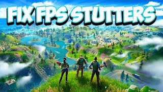Fortnite Chapter 2 FPS Boost / Stutter Fix
