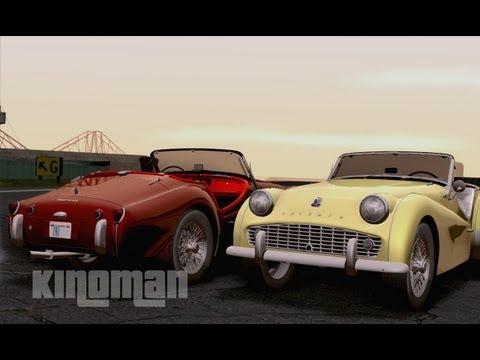Triumph TR3B 1962