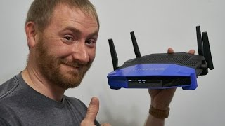 01.Linksys WRT AC3200 Router Setup