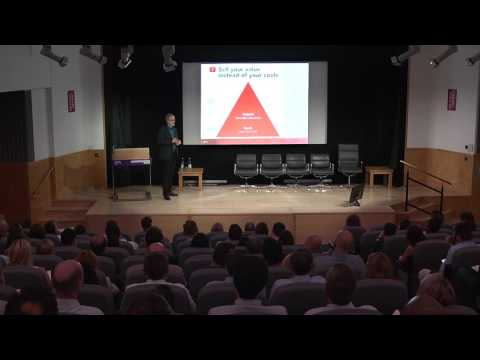 The IPA Commercial Conference 2016: Tim Williams -  Sell Value Not Costs
